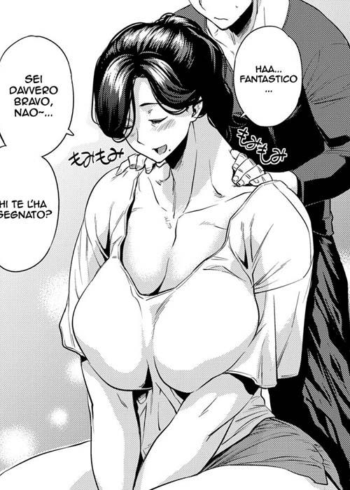 Hentai ita zia incesto