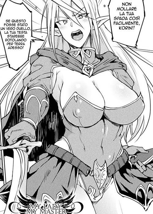 Mia signora, mio padrone