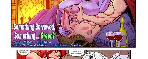 Mondo Magico 17: Qualcosa in prestito, qualcosa di… verde?