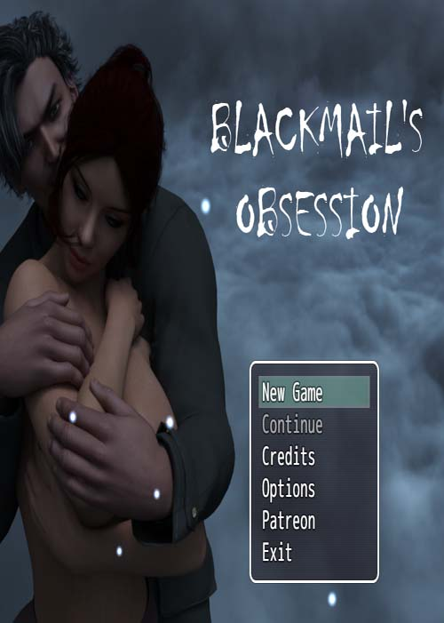 COVER-Manila Shaw Blackmail's Obsession