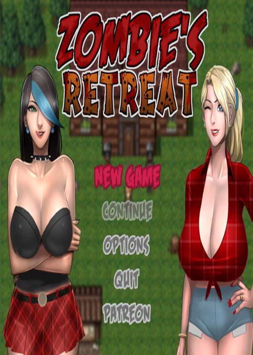 COVER-Zombie's Retreat