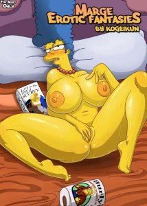 Le fantasie erotiche di Marge