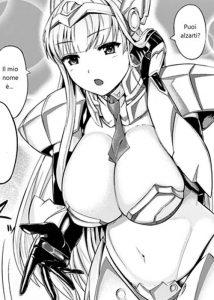 Iria, il cavaliere caduto