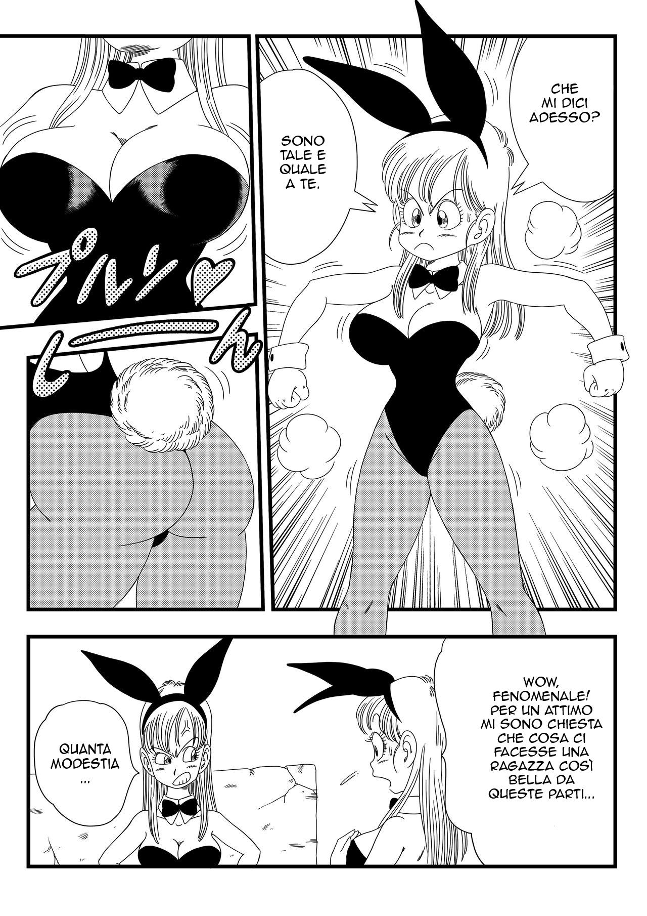 trasformazione Hentai porno