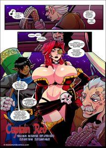 Mondo Magico 8: Capitano Red