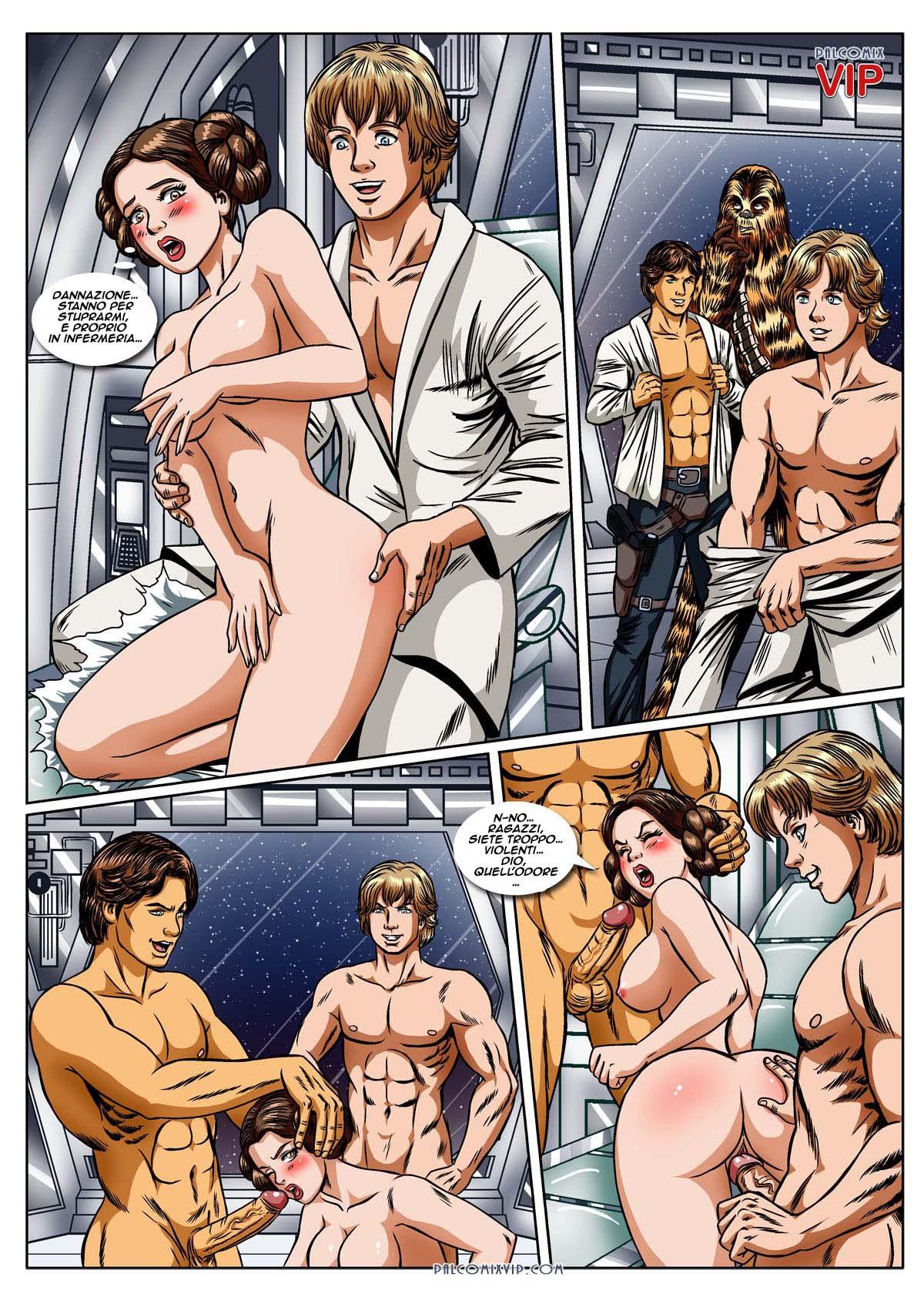Star wars hentai archive pics 869