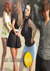 COVER-Last Summer Night